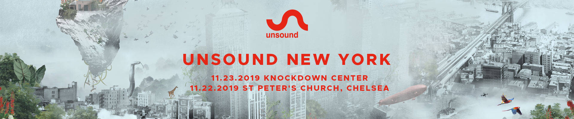 Unsound New York Returns With Two-Day Event