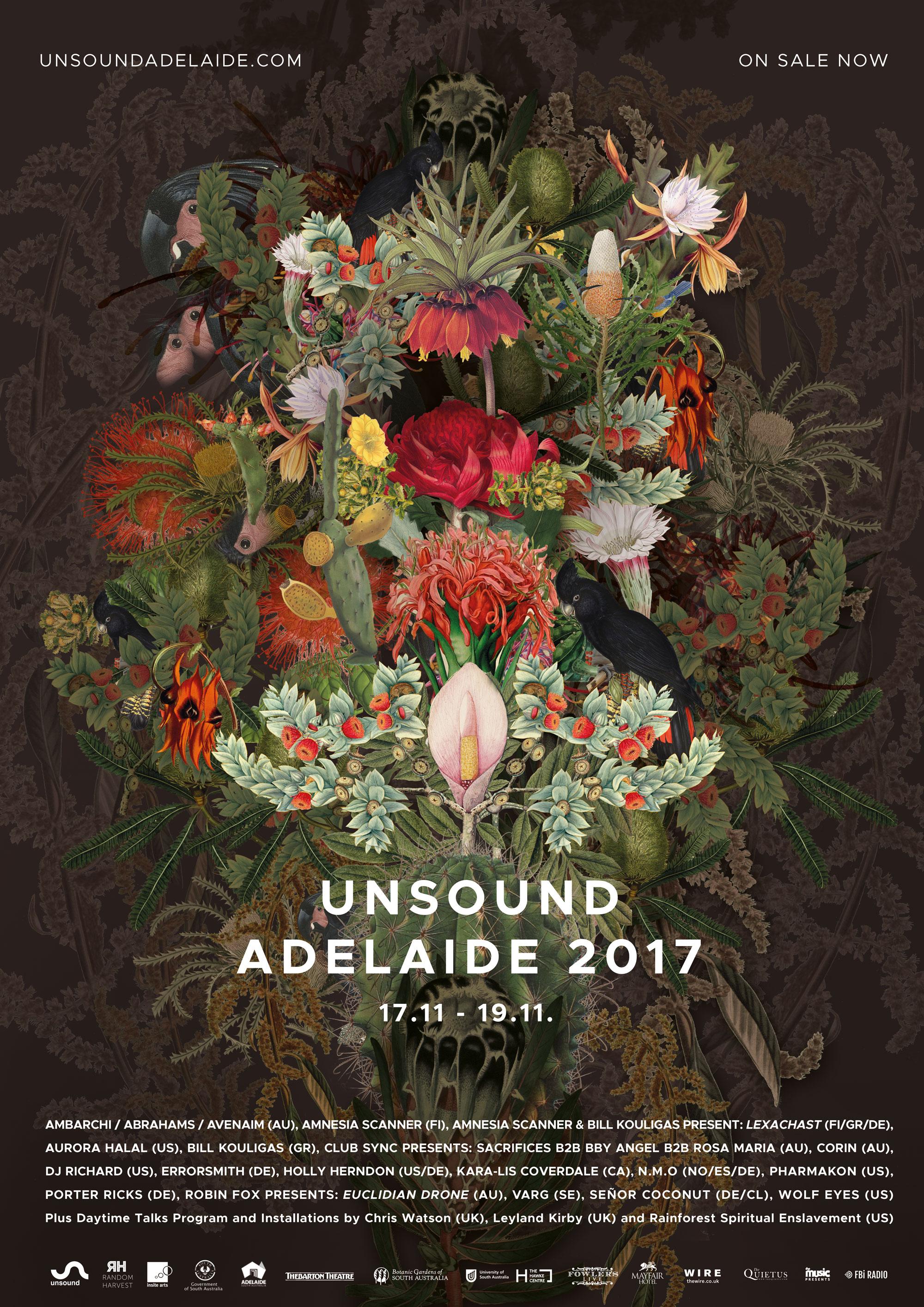 Unsound Adelaide 2017
