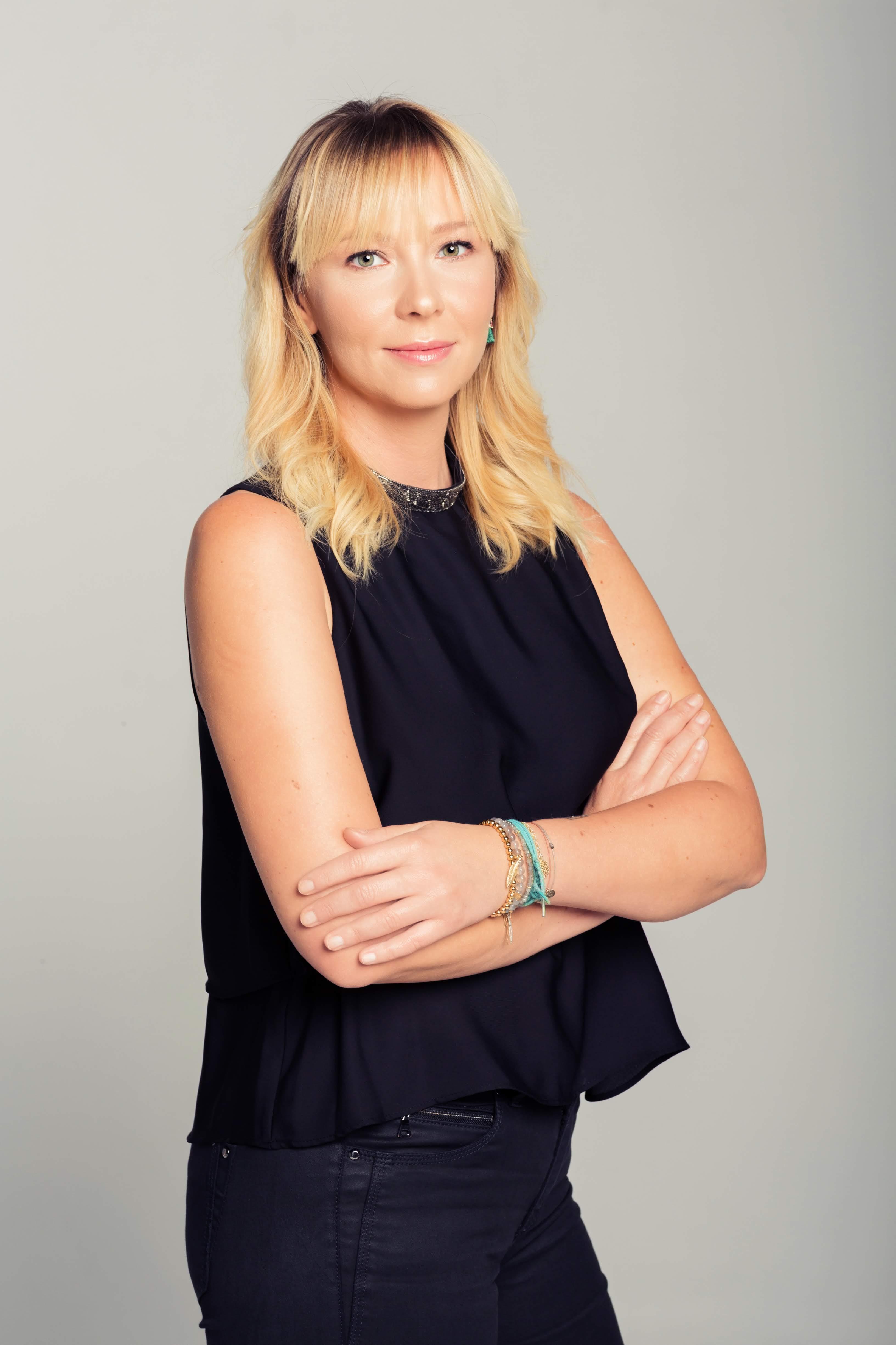 Photo of Aleksandra Przegalińska