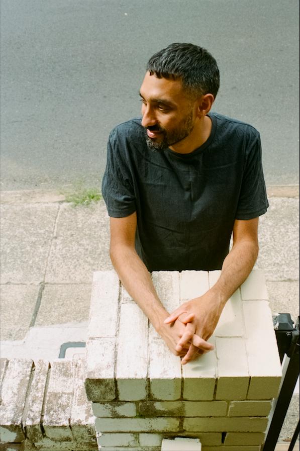 Photo of Andrew Brooks