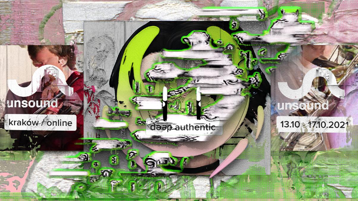 banner Unsound Deep Authentic