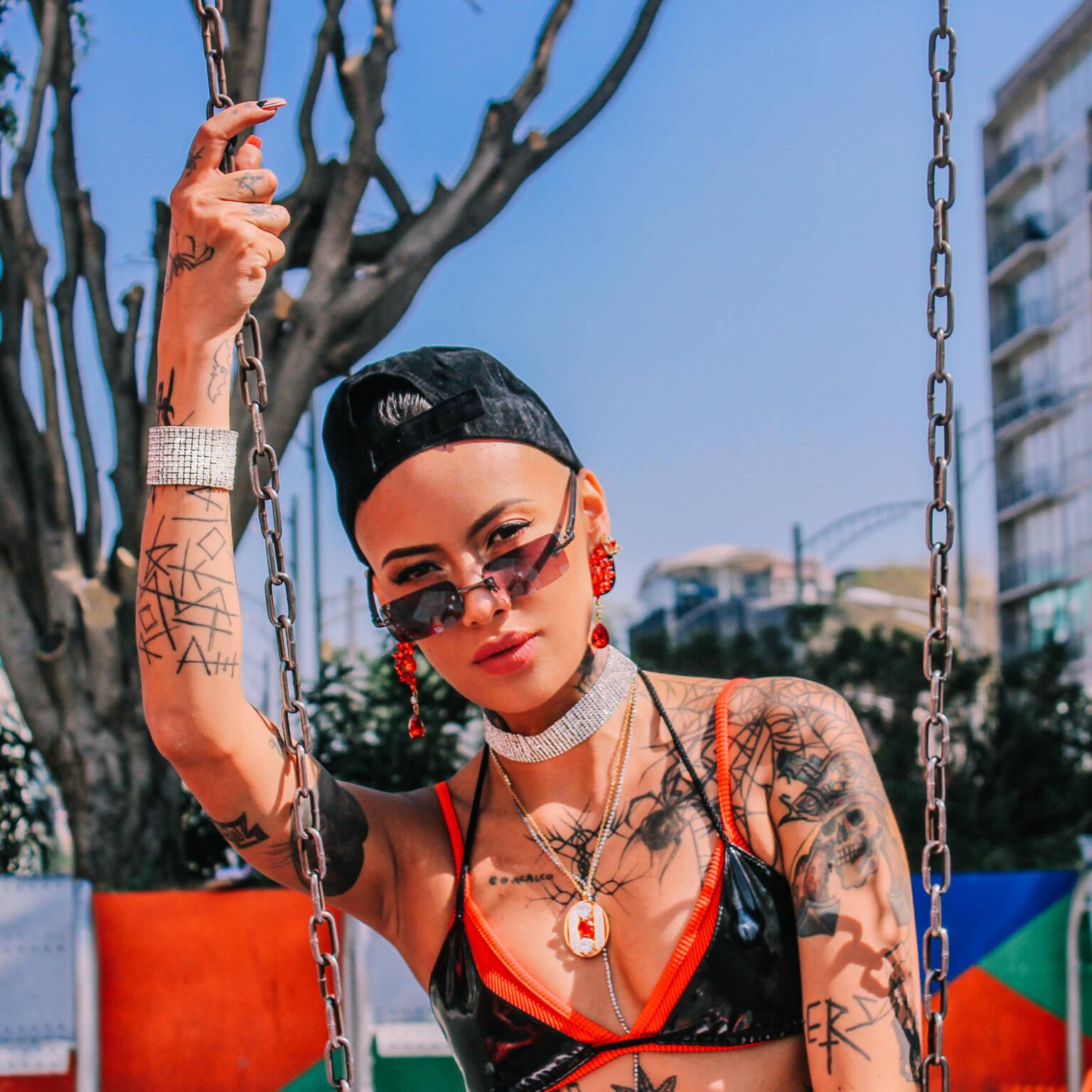 Photo of DJ Rosa Pistola