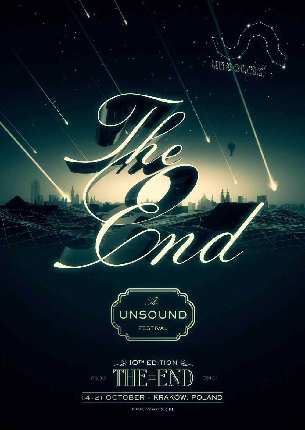 Unsound Kraków 2012: The End