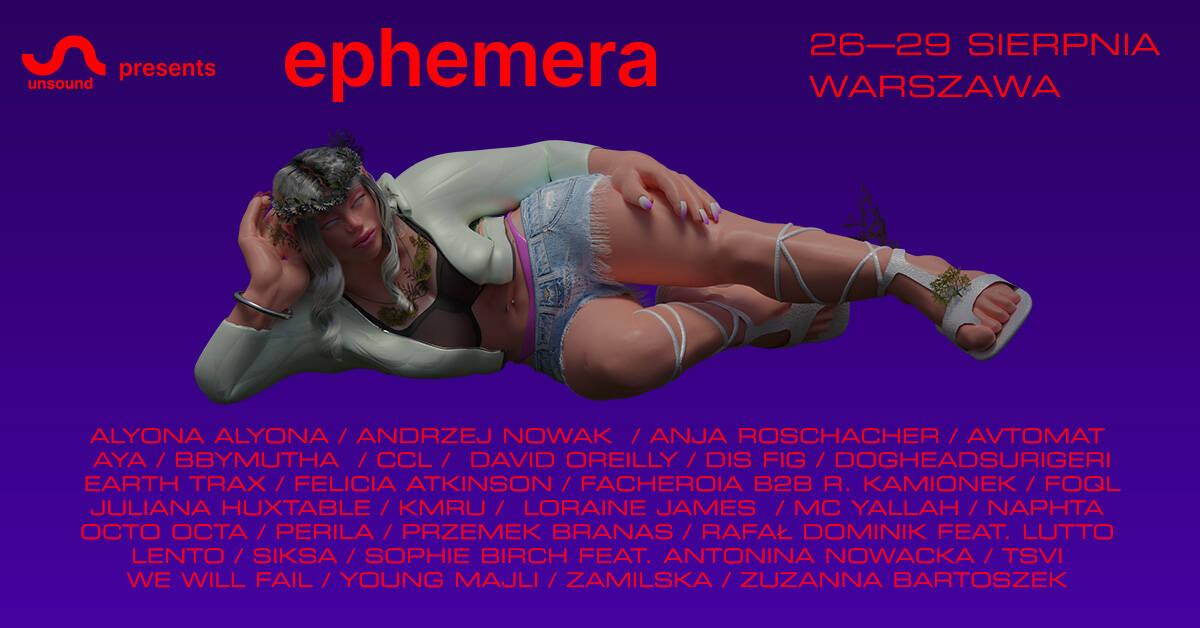 ephemera lineup