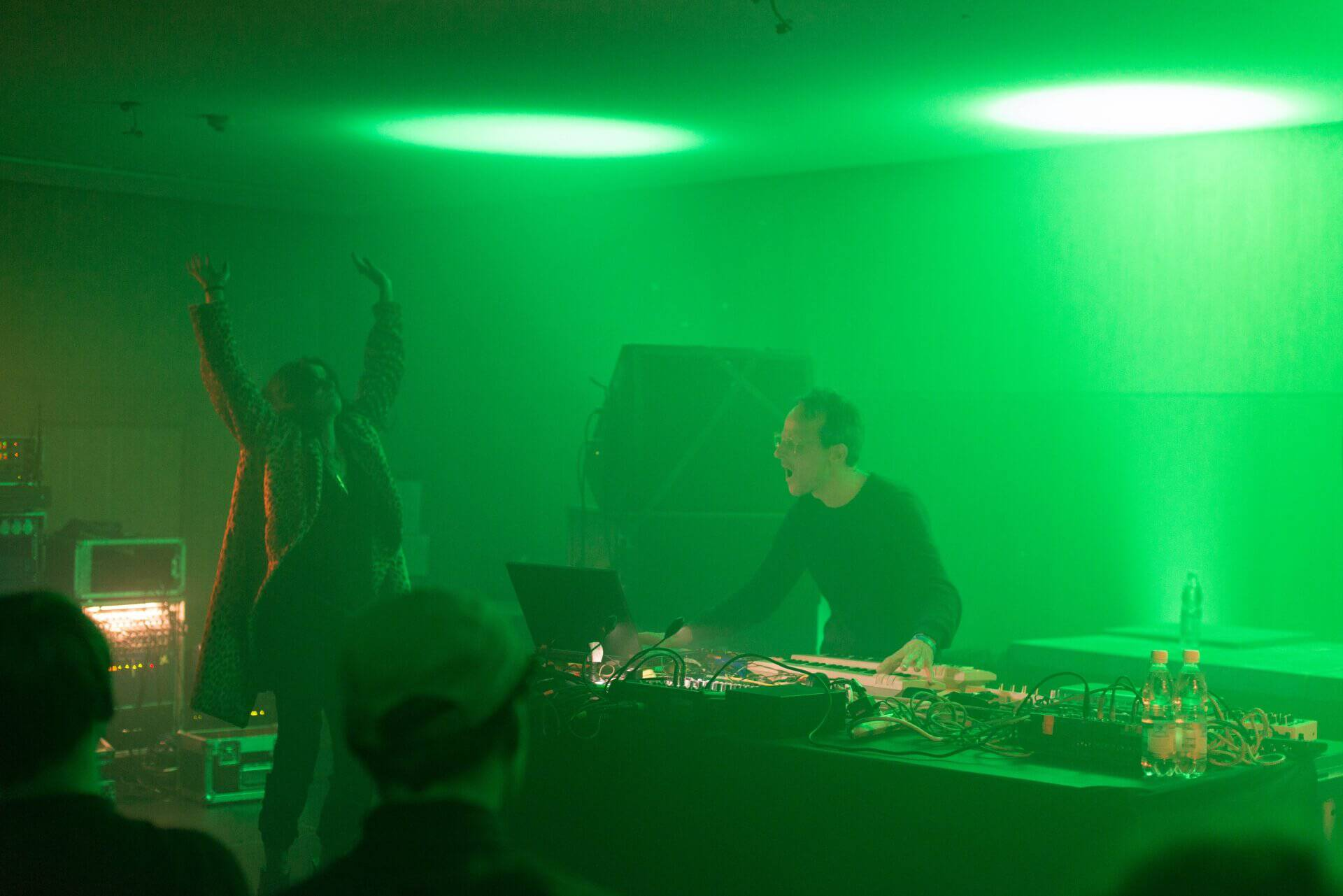 Errorsmith at Unsound 2016