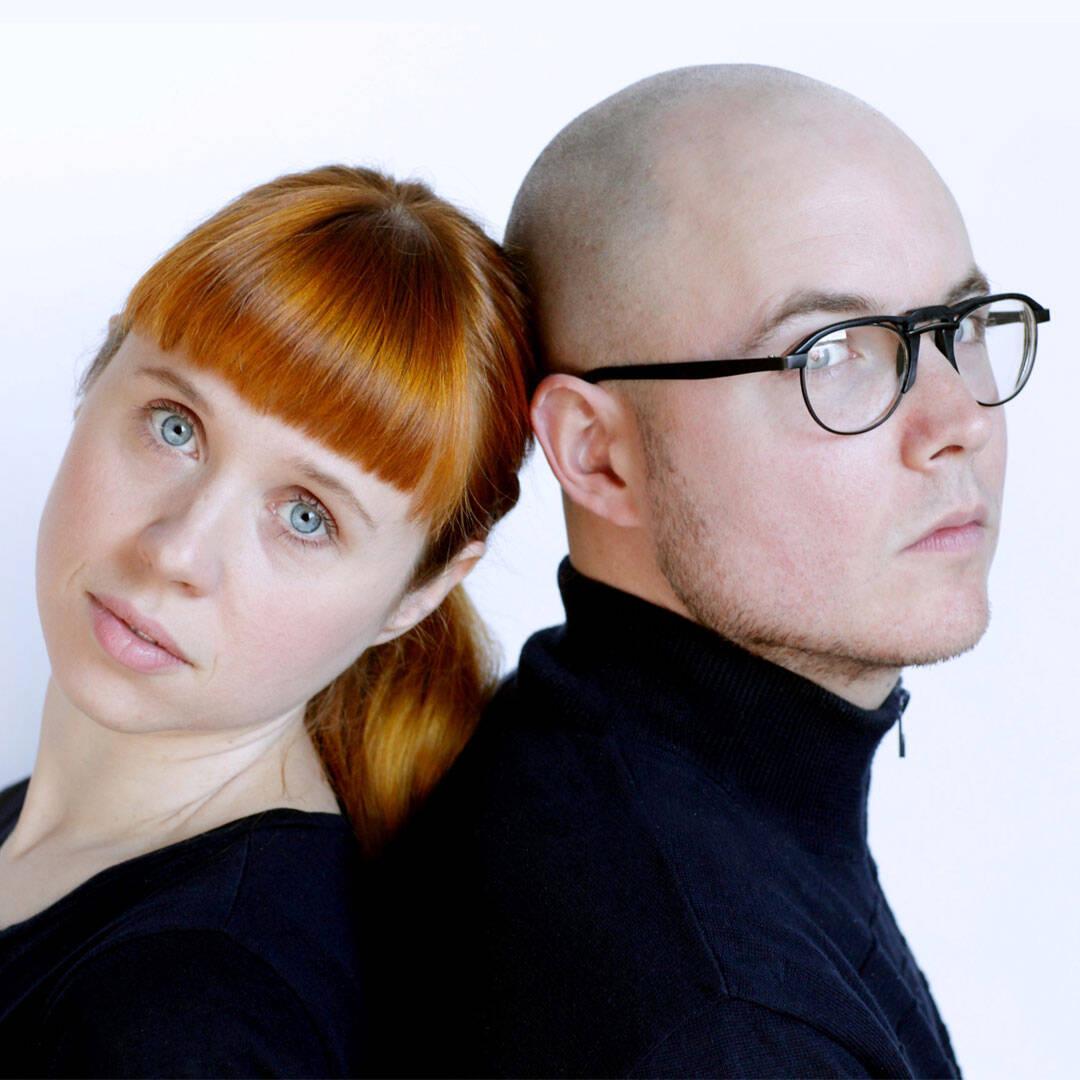 Photo of Holly Herndon & Mat Dryhurst