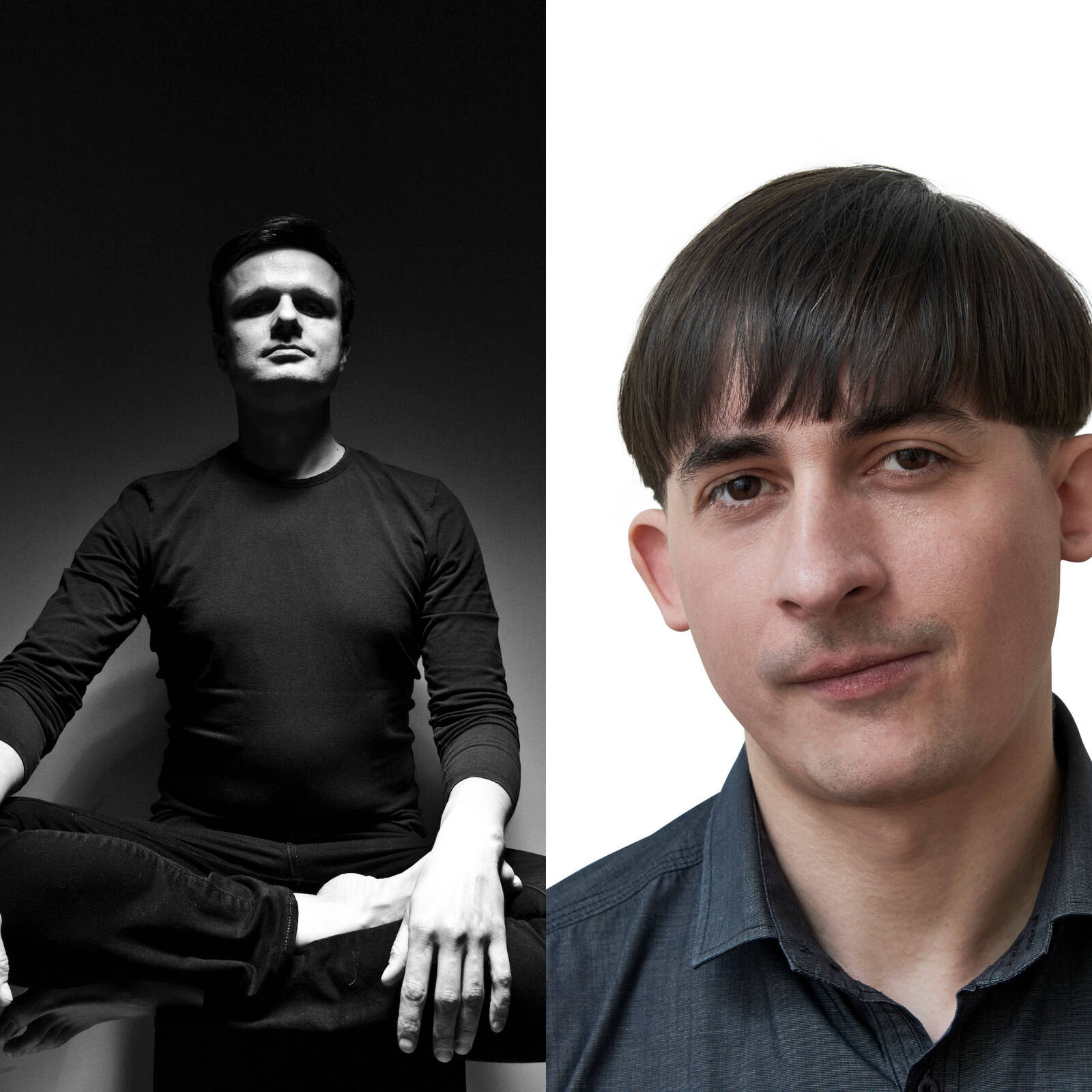 zdjęcie przedstawia Miłosz Pękala & Hubert Zemler