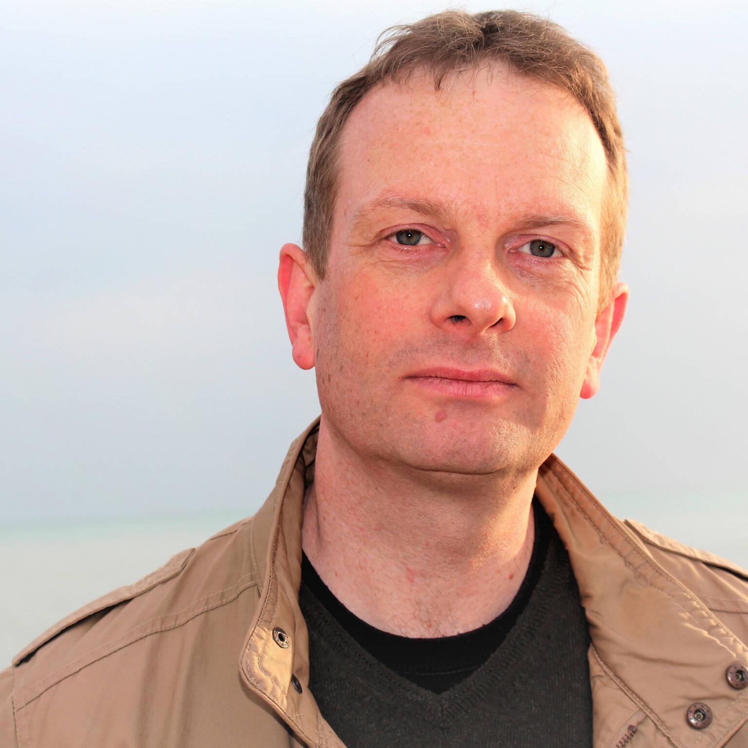 Photo of John Higgs