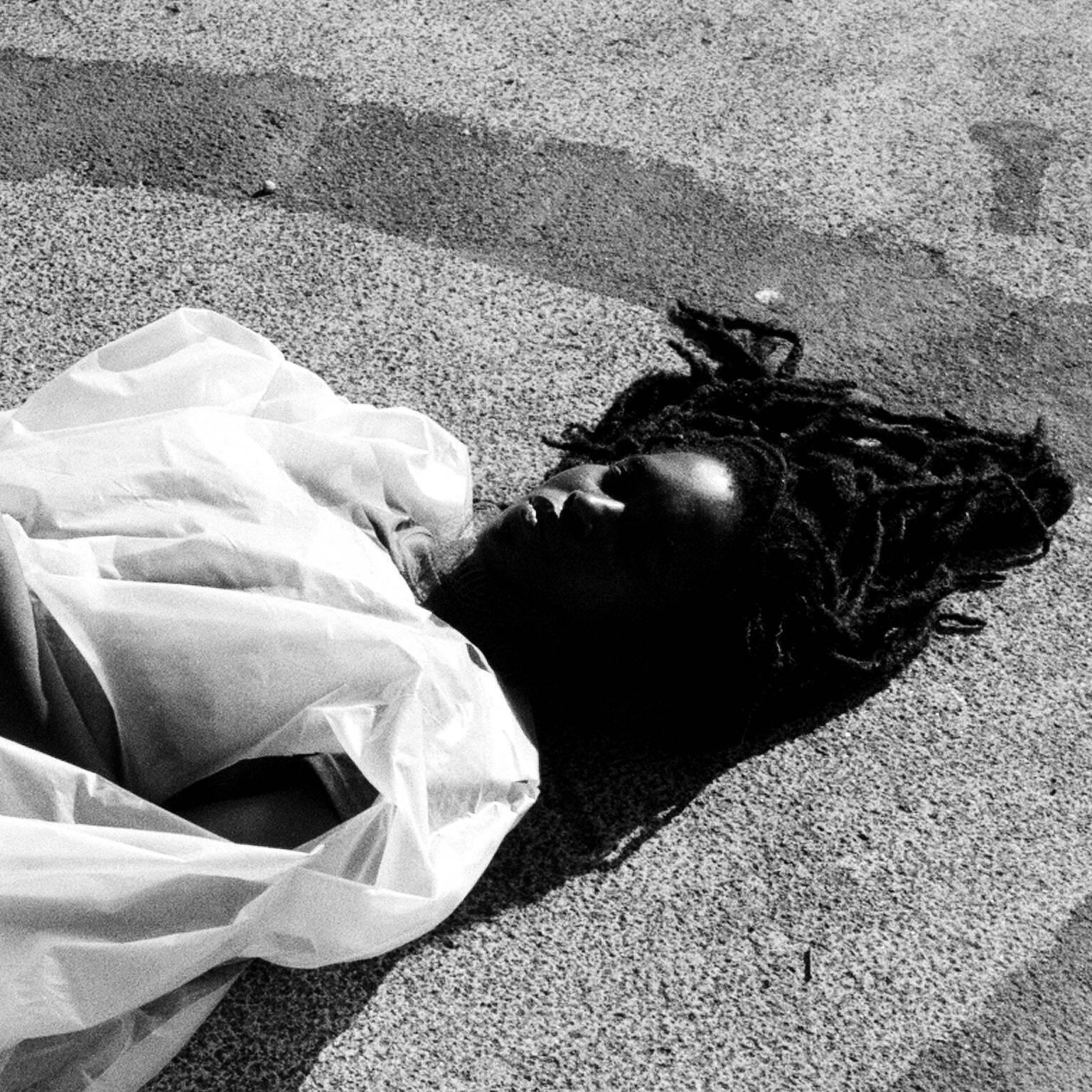 Photo of Camae Ayewa / Moor Mother
