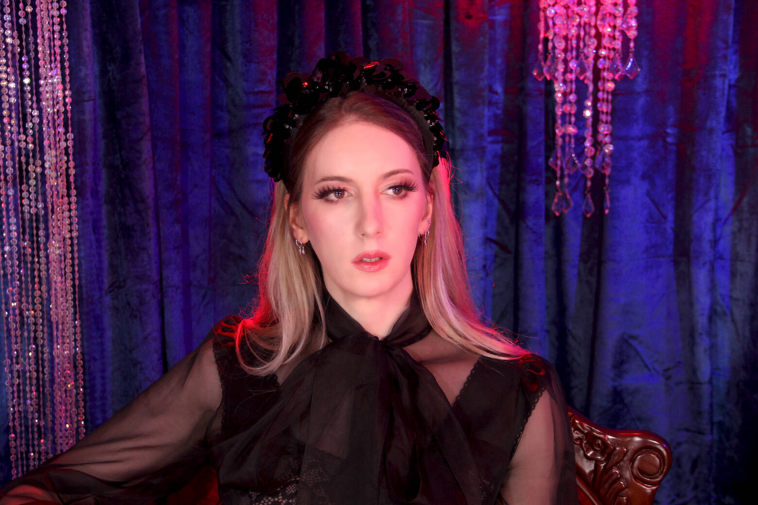 Photo of Natalie Wynn (ContraPoints)