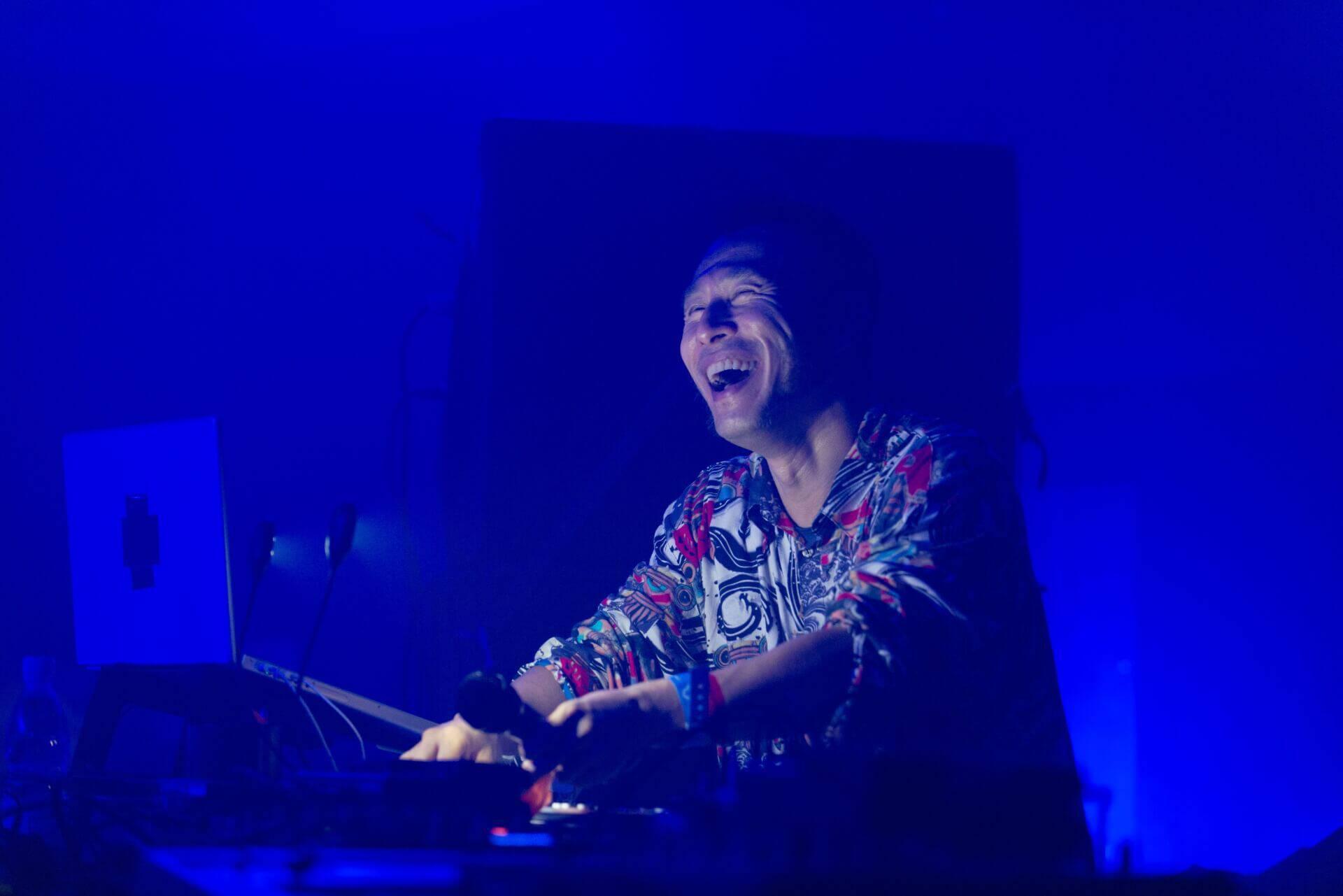 Soichi Terada at Unsound 2016