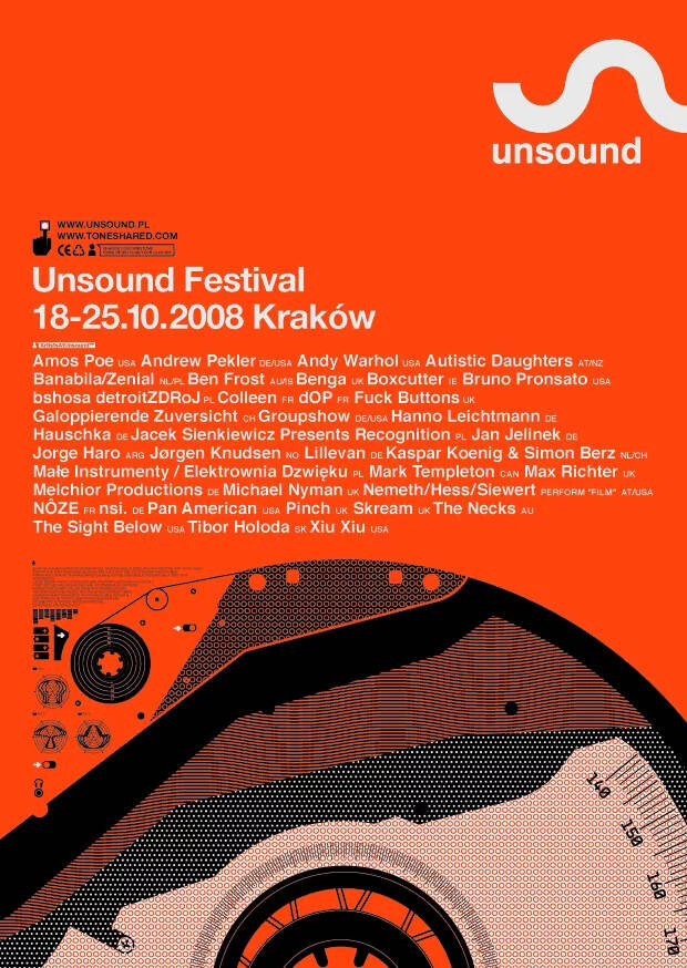 Unsound Kraków 2008