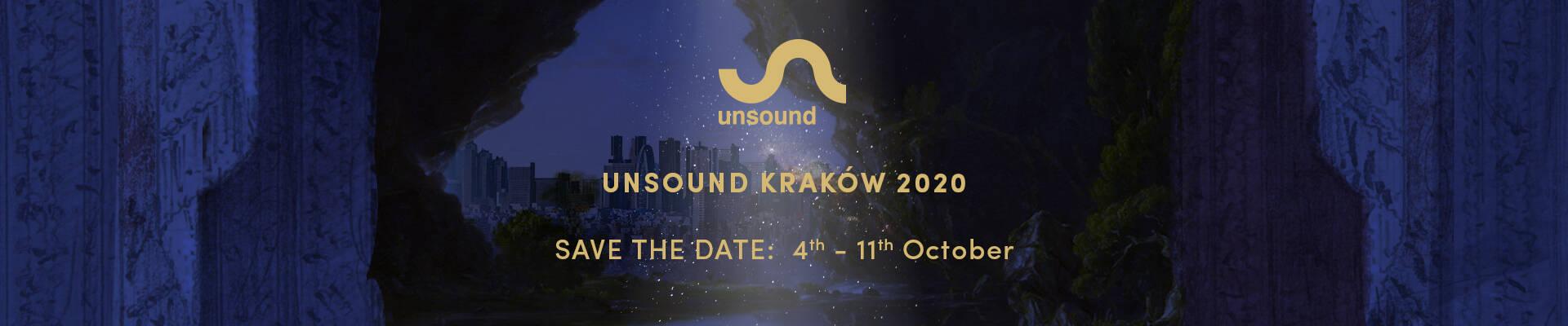 Ogłaszamy daty Unsoundu 2020. Kontynuujemy działanie inicjatyw Solidarity With the Earth i Friends of Unsound.
