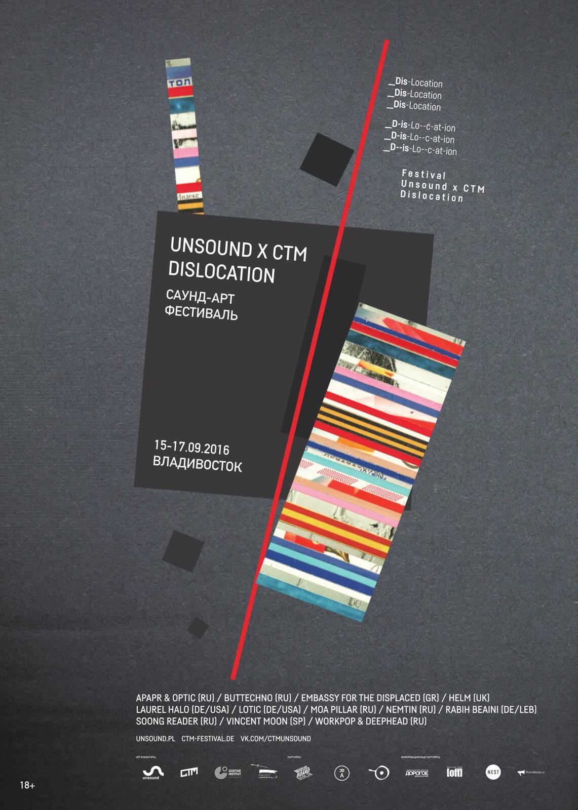 Unsound x CTM Dislocation: Vladivostok